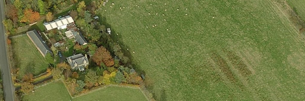 Dalmore Croft aerial