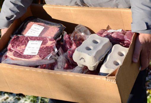Shetland Beef Box