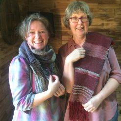 Beginners weaving course