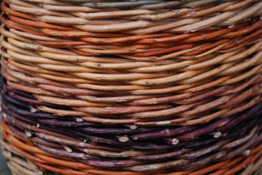 Berry basket detail