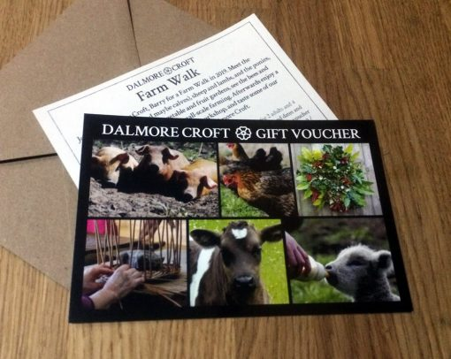 Dalmore Gift Vouchers