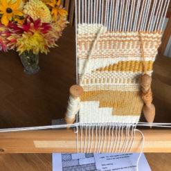 Gobelin Tapestry Weaving course