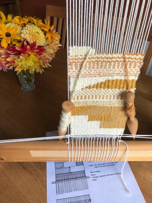 Gobelin Tapestry Weaving course